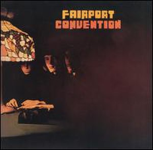 Fairport Convention (album) - Image: FCF Ccover