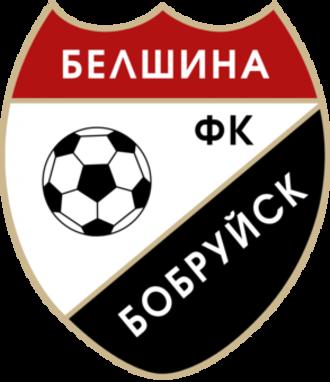 FC Belshina Bobruisk - Image: FC Belshyna Babruisk