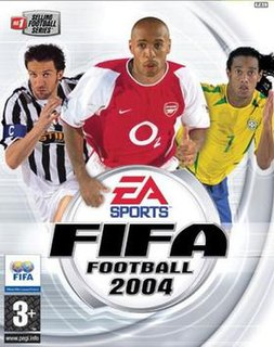 <i>FIFA Football 2004</i> 2003 video game