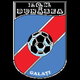 FCM Dunărea Galați - Image: Fcm dunarea galati