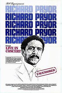 <i>Richard Pryor: Live in Concert</i> 1979 film