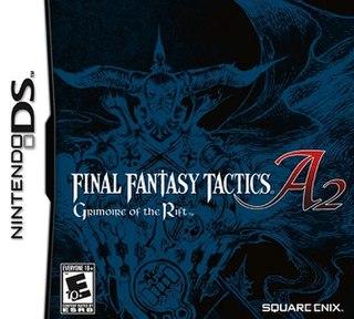 <i>Final Fantasy Tactics A2: Grimoire of the Rift</i>
