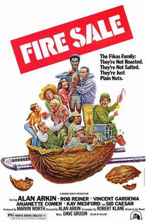 Fire Sale (film) - Image: Fire Sale (film)