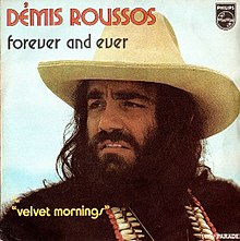 Forever and Ever (Demis Roussos single cover).jpg