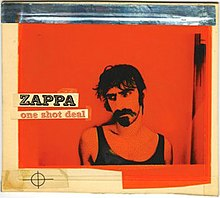 Frank Zappa - One Shot Deal.jpg