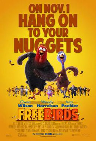 Picture of a movie: Free Birds