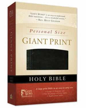 God's Word Translation - A presentation edition of a GOD'S WORD bible