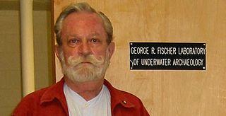 George R. Fischer American underwater archaeologist