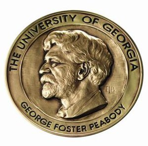 Peabody Award - Image: George Foster Peabody Awards