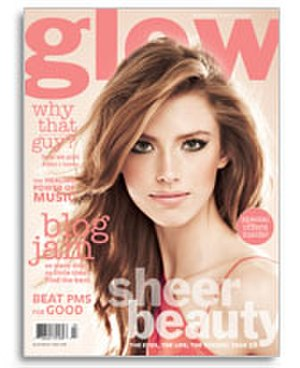 Glow (magazine) - Image: Glow magazine