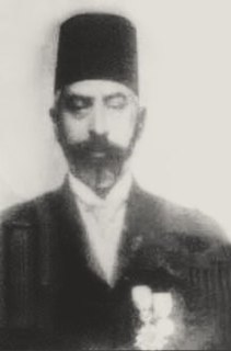 Syrian politician (b. 1872, d. 1036)