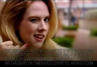 """2006 United States Senate election in Tennessee - """"Harold, call me,"""" says a blonde woman in RNC's controversial attack ad against Ford."""