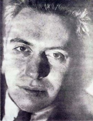 Hart Crane - Crane in 1930 as photographed by Walker Evans
