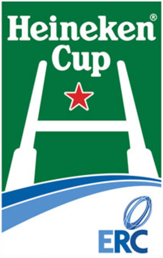 European Rugby Champions Cup - The Heineken Cup logo used until 2013