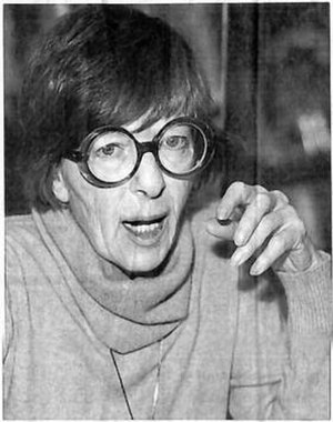 Helene Hanff - Helene Hanff, 1990s