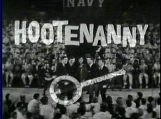 <i>Hootenanny</i> (TV series) American musical variety television show broadcast on ABC