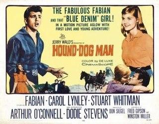 <i>Hound-Dog Man</i> 1959 film by Don Siegel