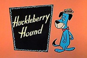 The Huckleberry Hound Show - Image: Huckleberry Hound Title Card