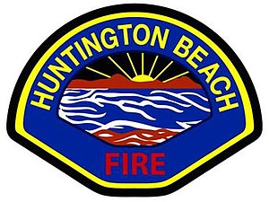 Huntington Beach Fire Department - Image: Huntington Beach Fire Department Logo