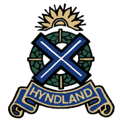 Hyndland Secondary School Badge.png