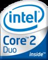 Core 2 Duo brand logo