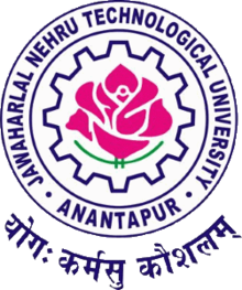 Jawaharlal Nehru Technological University, Anantapur logo.png
