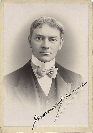 Jerome K. Jerome - Jerome in about 1889