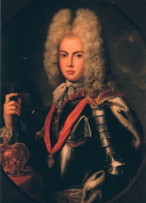 Mascate War -  John V of Portugal