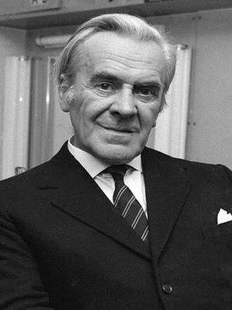 John Le Mesurier - John Le Mesurier in 1973
