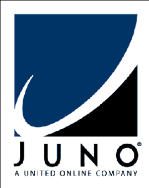 Juno Online Services - Image: Juno United Online logo