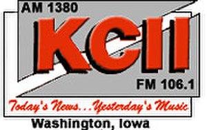 KCII (AM) - KCII Logo