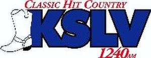 KSLV (AM) - Image: KSLV (AM) logo