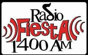 KSUN - KSUN Radio Fiesta logo