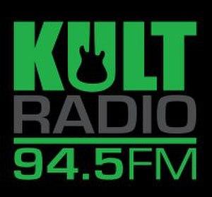 KULT-LP - Image: KULT LP logo