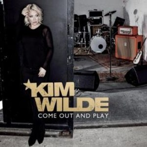 Come Out and Play (Kim Wilde album) - Image: Kim wilde come out and play 1