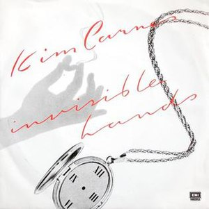 Invisible Hands (song) - Image: Kim Carnes Invisible Dutch Single
