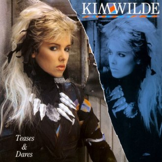 Teases & Dares - Image: Kim Wilde Teases and Dares
