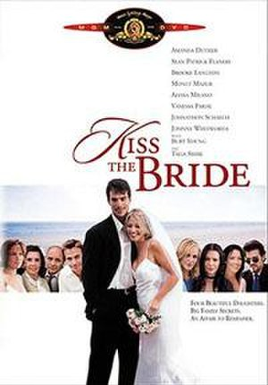 Kiss the Bride (2002 film) - DVD cover