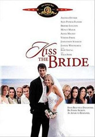 Kiss the Bride (2002 film) - DVD cover