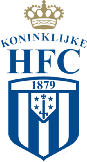 Koninklijke HFC - Image: Koninklijke HFC logo
