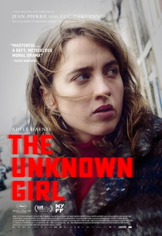 The Unknown Girl - Film poster