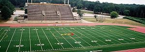Lakewood Stadium - View from Home Side before Renovation