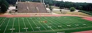 Lakewood Stadium Hight school sports stadium in Atlanta, Georgia