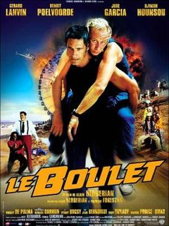 <i>Le Boulet</i> 2002 film by Alain Berbérian, Frédéric Forestier