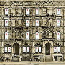 The front of a brownstone, New York, tenement block