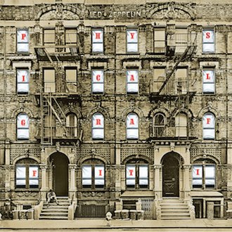 Physical Graffiti - Image: Led Zeppelin Physical Graffiti