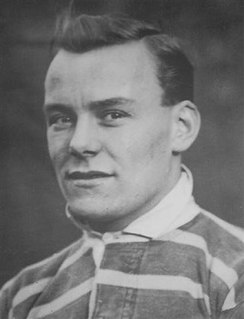 Len Bowkett England international rugby league footballer