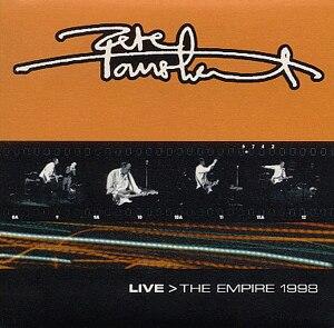 Live: The Empire - Image: Live The Empire