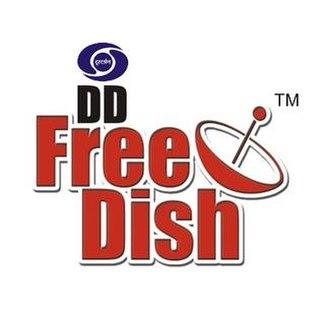 DD Free Dish - Image: Logo of DD Free Dish