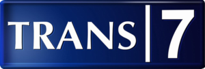 Trans7 - The first logo of Trans7, used from December 15, 2006 to 2013